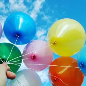 記念日をバルーンでお祝い♪